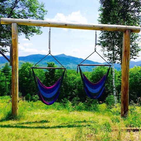 Bell Meadow Adk Mtn Retreat Cottage - Keene