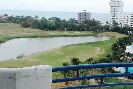 Apartamento con vista al Golf Club - Same - Apartmen