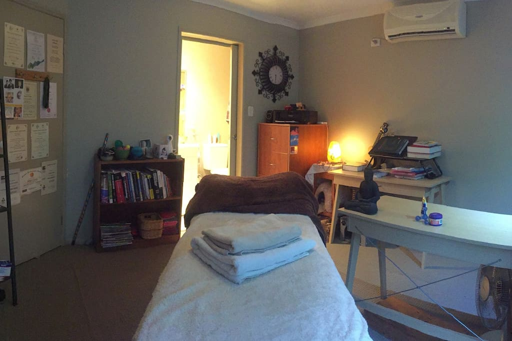 The Massage Room is Waiting for You ~ In House Masseuse