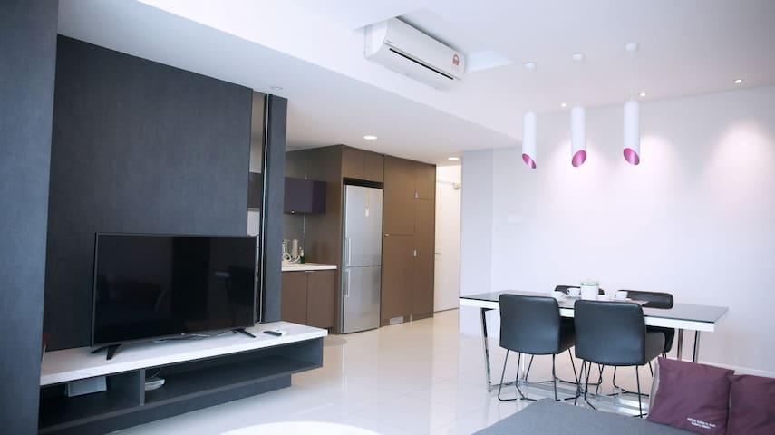 LuxurySuite2B Verve-Kuala Lumpur near Midvalley