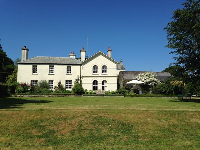 The Old Rectory Tavistock Dartmoor B & B