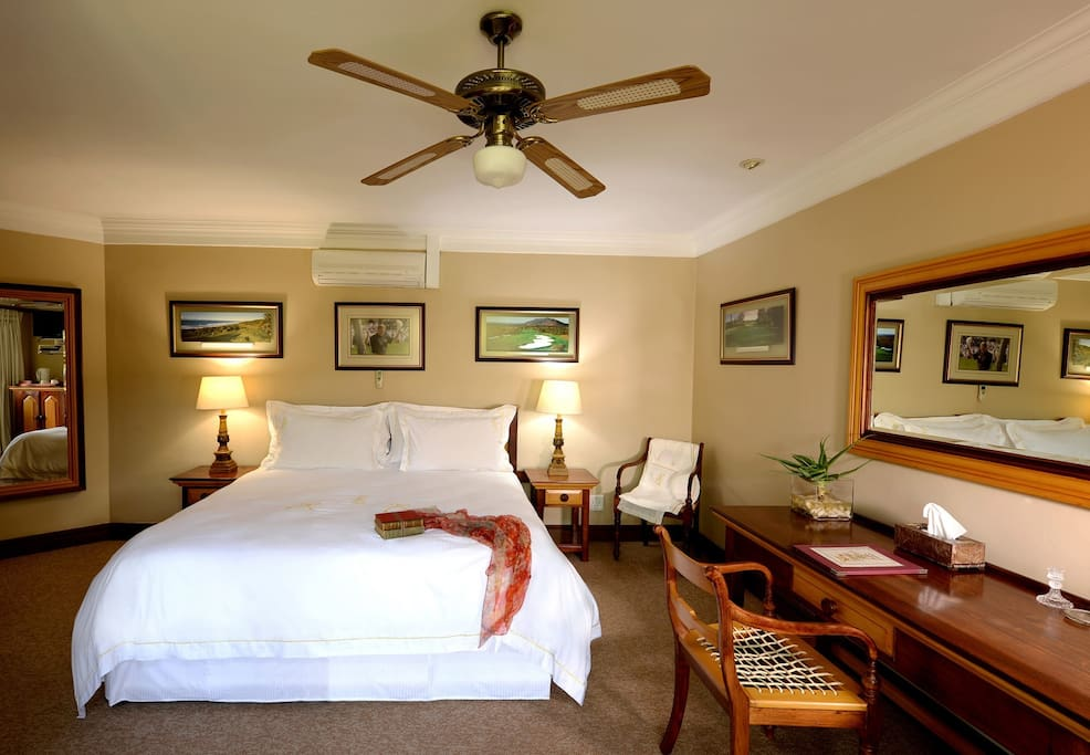 An example of a Double Executive Room
