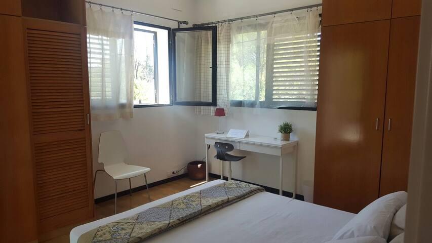 Dormitorio J (2), muy luminosa y con terraza