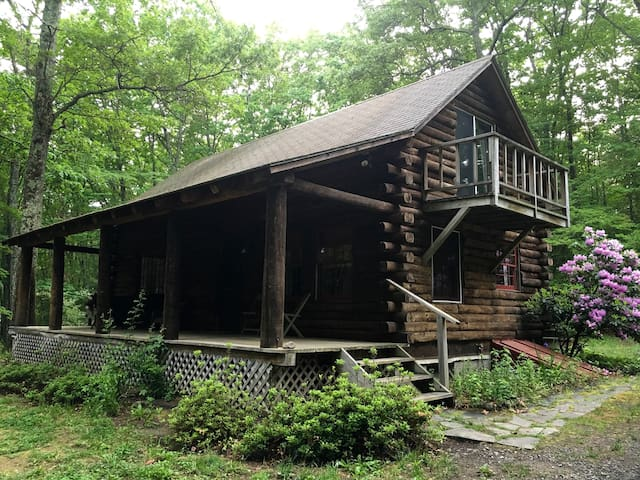 Hudson Valley Log Cabin - Accord - Maison