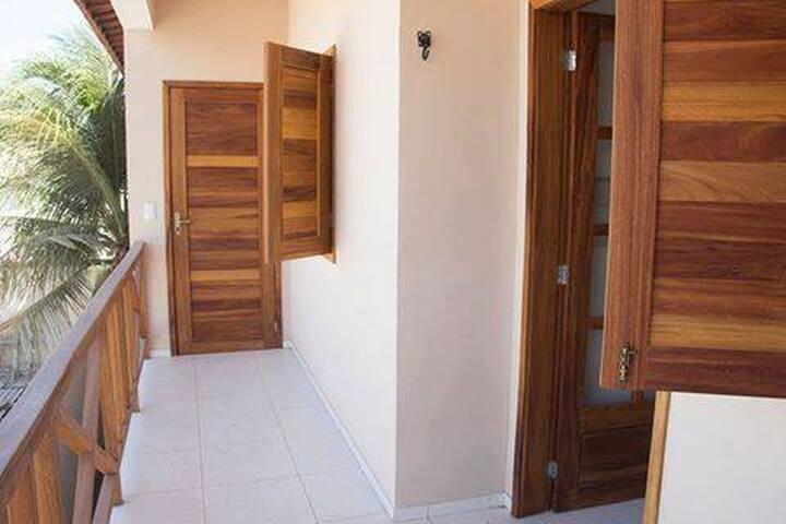 Suíte com cozinha compartilhada - Jericoacoara Beach - Apartment
