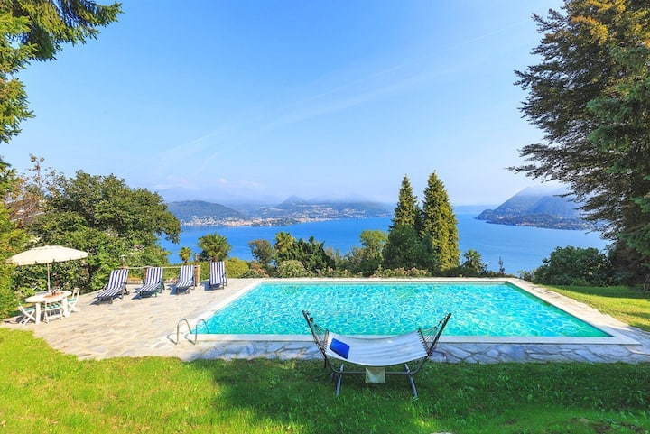 Charismatic villa with pool! - Villa La Brisina