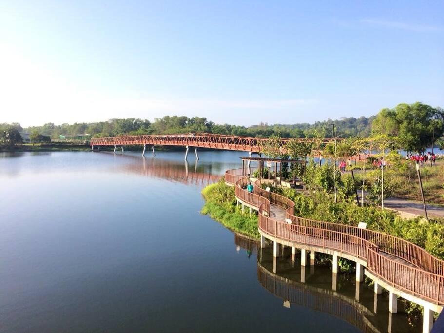 Waterway park
