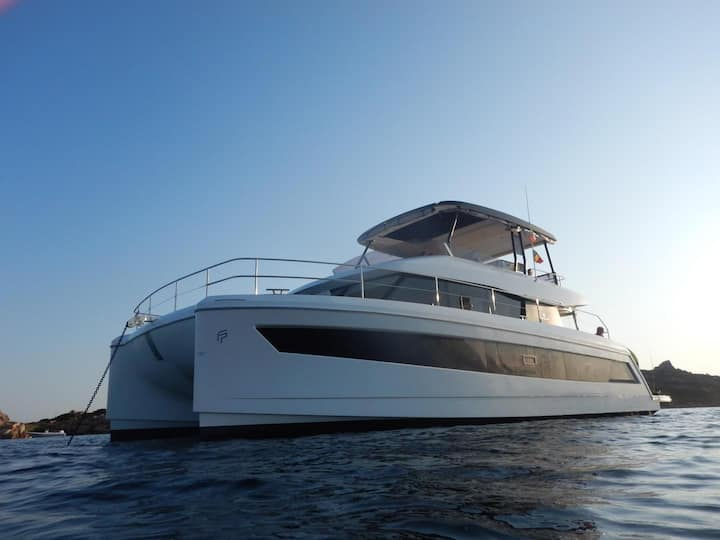 Airbnb Exclusive Offer! New 50' Luxury Motor Yacht