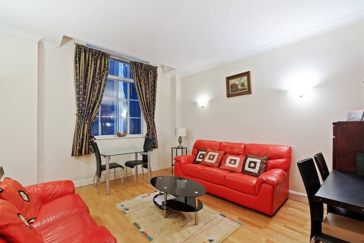Stylish 1Bed 4 Mins from London Eye and Tube
