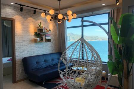 Snail 360° Super Ocean view apartment  (A-12A32#)