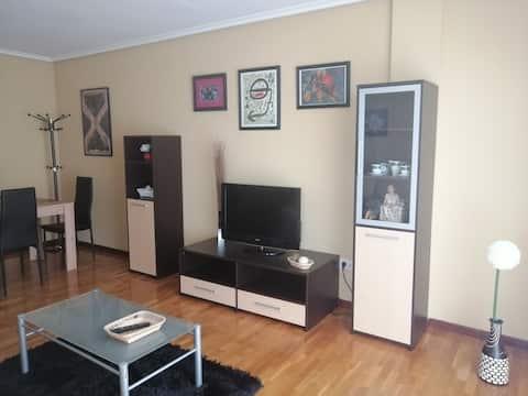 Bonito apartamento en el centro de HARO con garaje