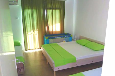 Apartments Villa Naumovi (Green) - Star Dojran - Byt