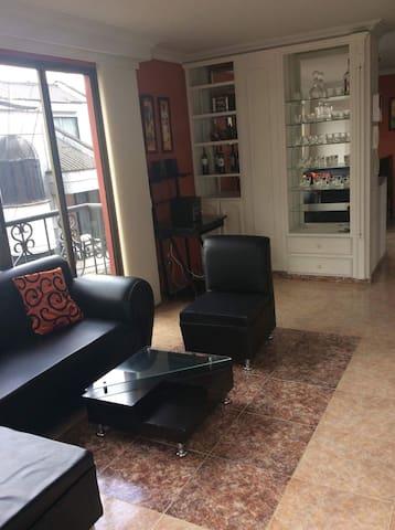 Hermoso apto para  1 a 8 personas - Santa Rosa de Cabal - Appartement