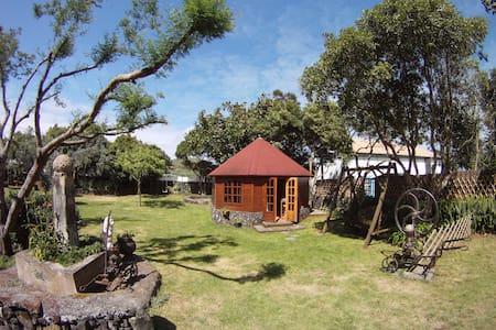 Vilar dos Carvalhinhos -  Eco-Cabana 1 - Porto Martins - Бунгало