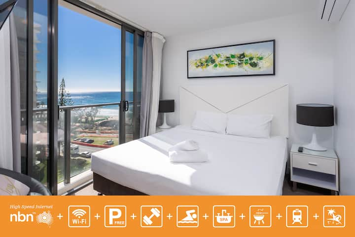 Beachfront Apartment with Fantastic Ocean View Apartment RDI0W - Long term available via enquiry