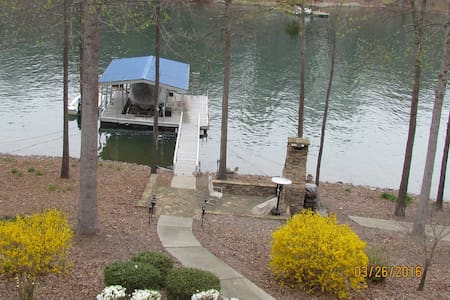 Seneca/Clemson SC on Lake Keowee - Seneca - Apartament