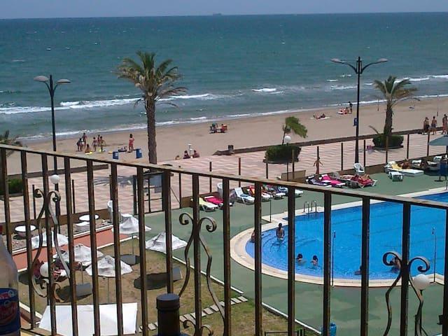 Hermoso y amplio piso junto al mar / VT-39589-V - Alboraya - Apartmen