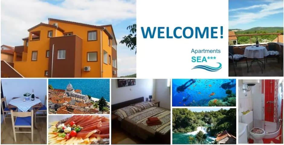 Apartments Sea*** - Exclusive