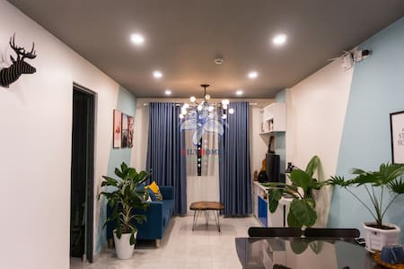 [Seaview] 2BR Apartment - Panduranga Homestay