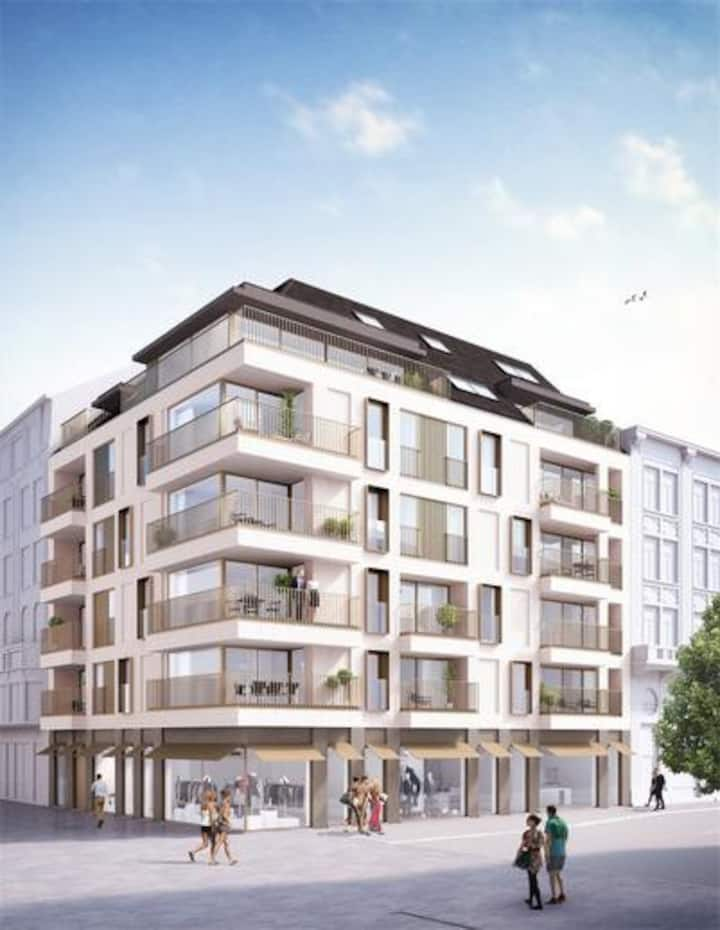 City at Sea - Luxe 3p. App. Oostende - Herfst '21