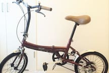 Free use! 12 minutes by bicycle Motomachi area