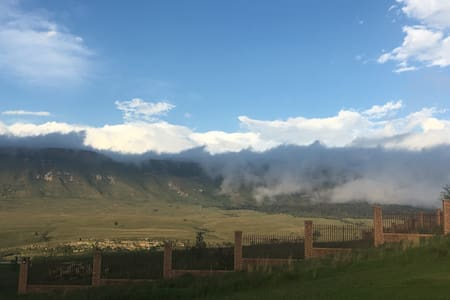 Rest place with a view - Harrismith