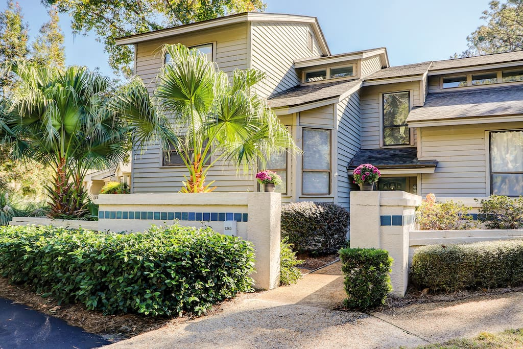 Welcome to Sea Pines Resort! This villa is professionally managed by TurnKey Vacation Rentals.