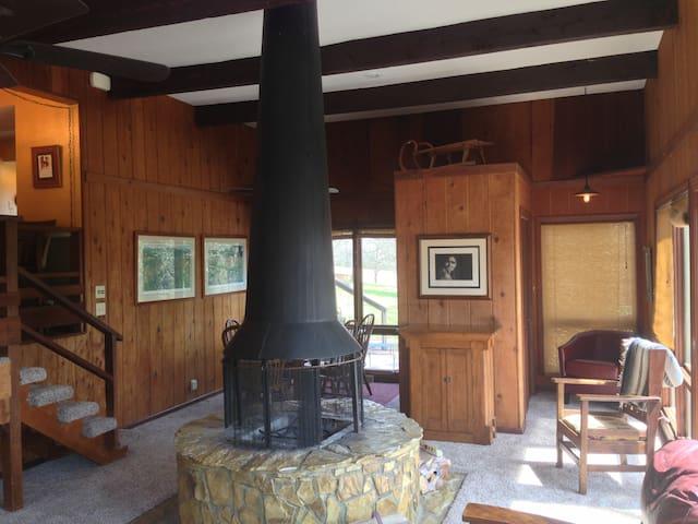Stonehorse Ranch - Halfway - Casa