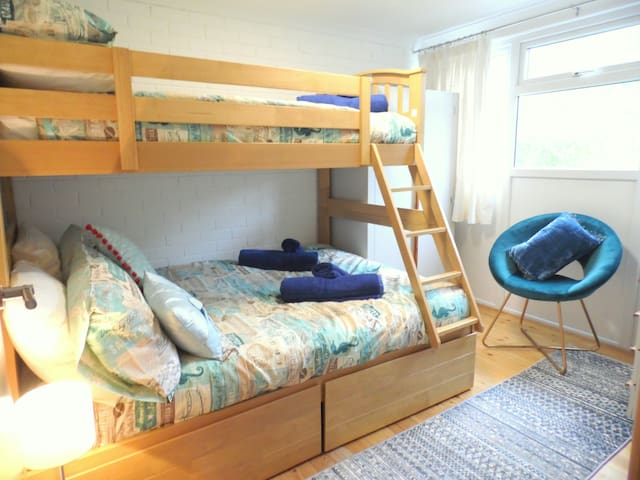 Double and Single bunk Beds