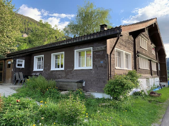 Rundum entspannt - Ferienhaus im Toggenburg