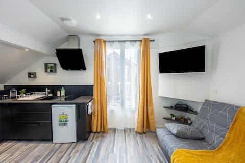 Studio charmant et cosy à Athis Mons