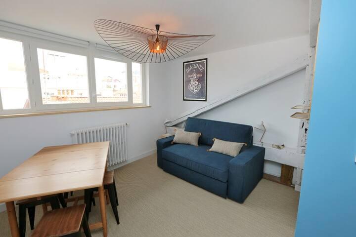 Appartement romantique Quartier du Port Vieux