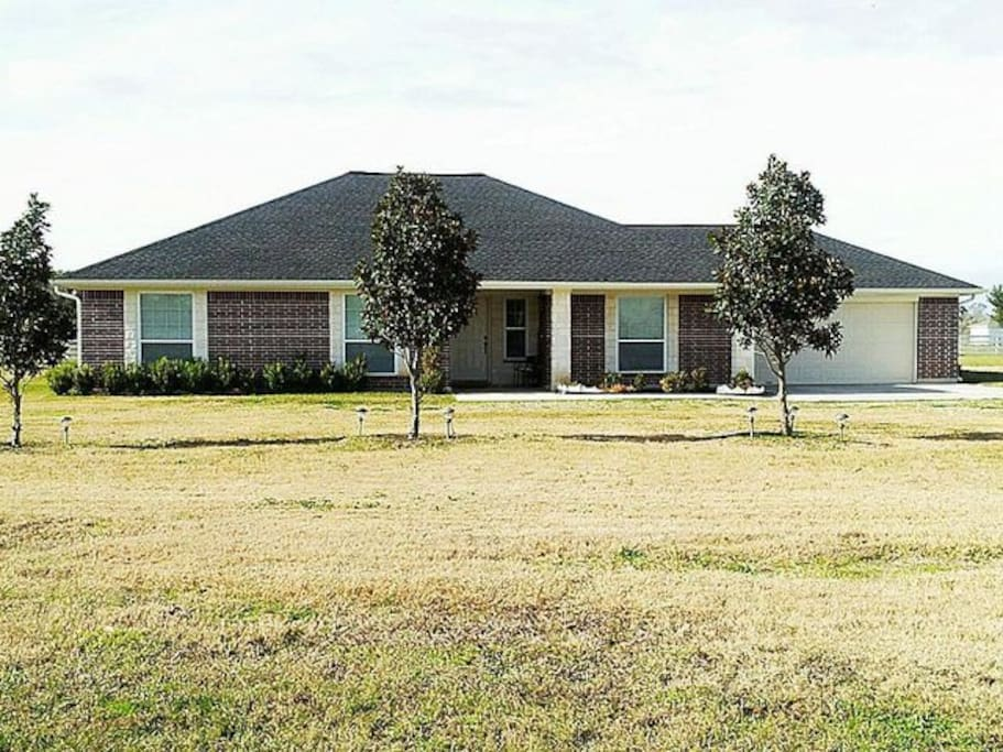 Relax ranch house brookshire tx case in affitto a for Case in stile ranch del texas