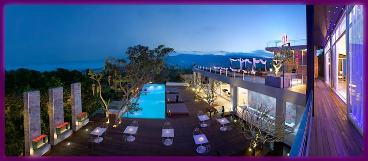 9Gems Villa and Elite Fusion Lounge and Restaurant
