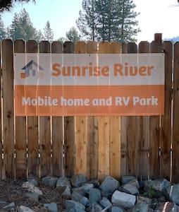 Fishing Paradise, Riverfront trailer