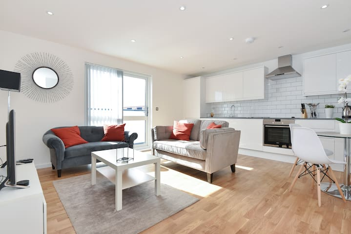 Mercury House Serviced Apartment w/balconies by AG