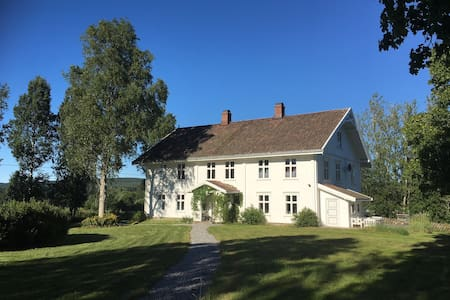Villa Breen - close to Oslo and Gardermoen
