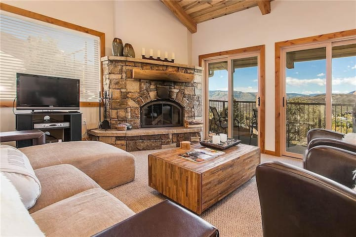 Snowmass Mountain J5  - Glamorous 3 Bedroom Condo - Snowmass Village - Apartment