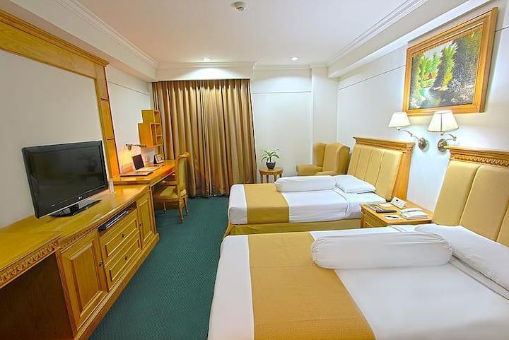 Lovely Twin Room on Batam!