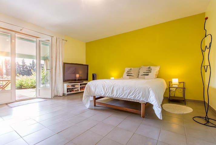 Charm, nature and spa just outside Avignon - Avignon - Appartement