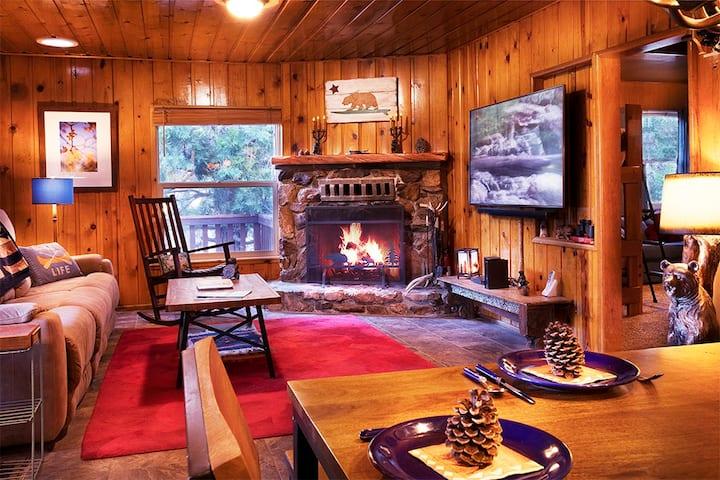 Big Bear Cozy Cottage