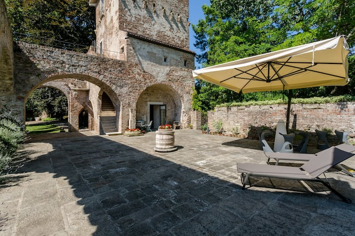 Medieval Tower Suite - Padova