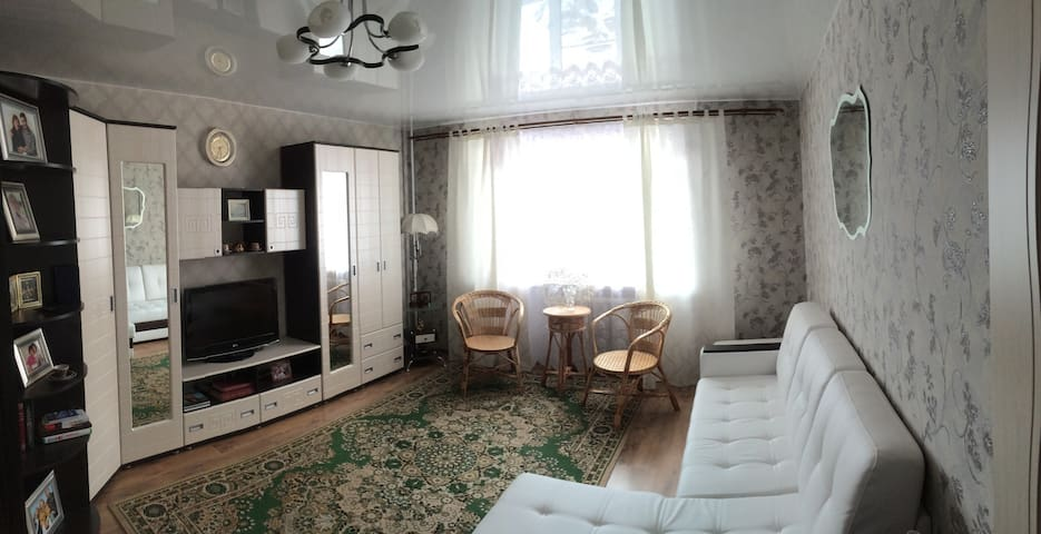 Cute appartment close to downtown - Kirov - Appartement