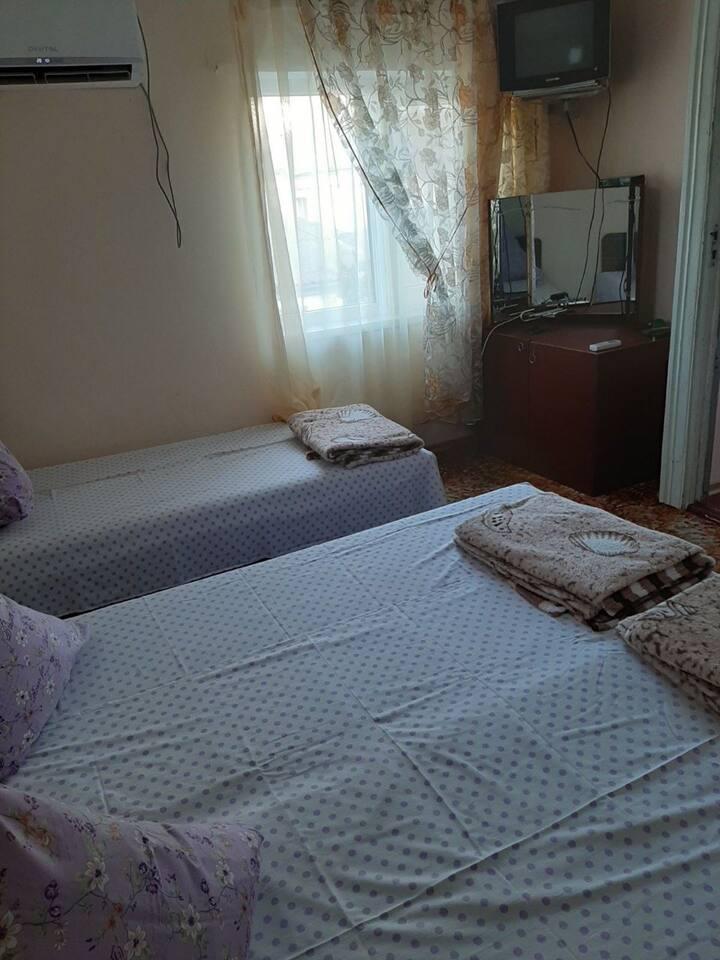Уютный мини отель недалеко от моря