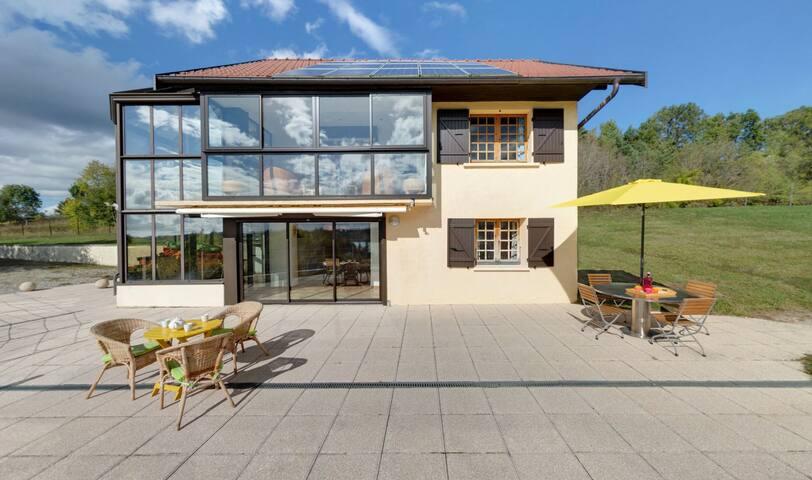 LES LACUSTRES Villa pour 6P au Lac de Chalain - Marigny - Casa