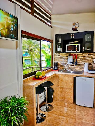 """COQUITOS"" Cozy and  Tropical Apartment"