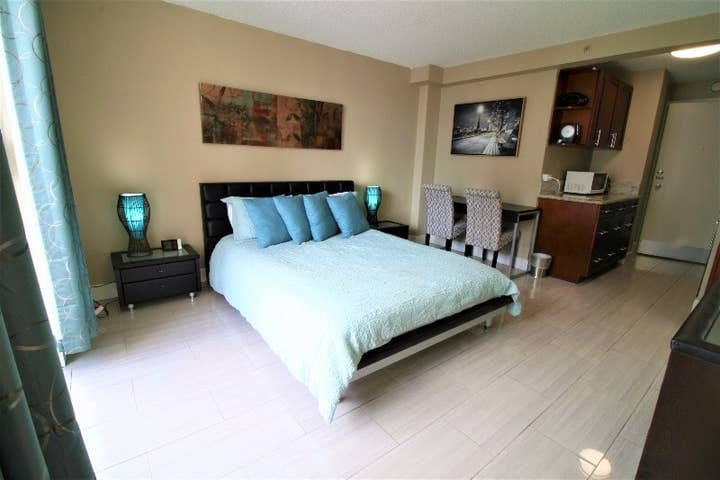 Modern Boutique Style Deluxe Studio