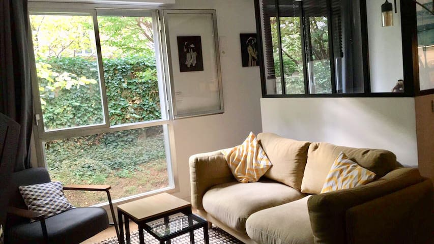 Cosy and Charming Studio near Eiffel Tower