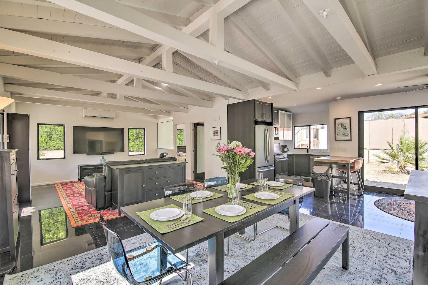 Escape to this Palm Springs vacation rental just 1 mile from downtown!