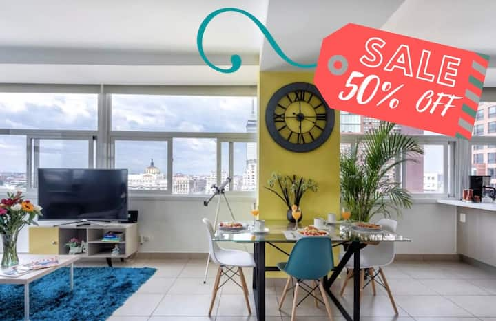 ⚡50% OFF Breathtaking View -Top Location